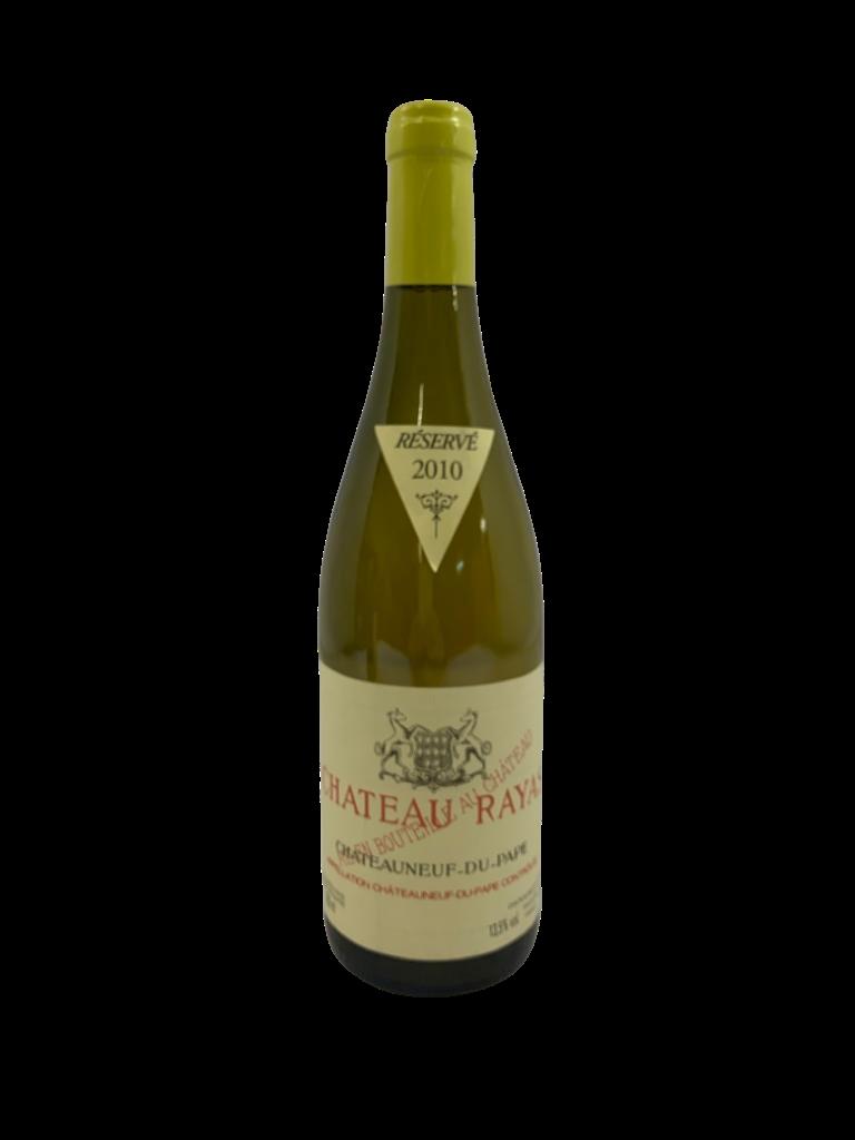 Château Rayas Blanc 2010
