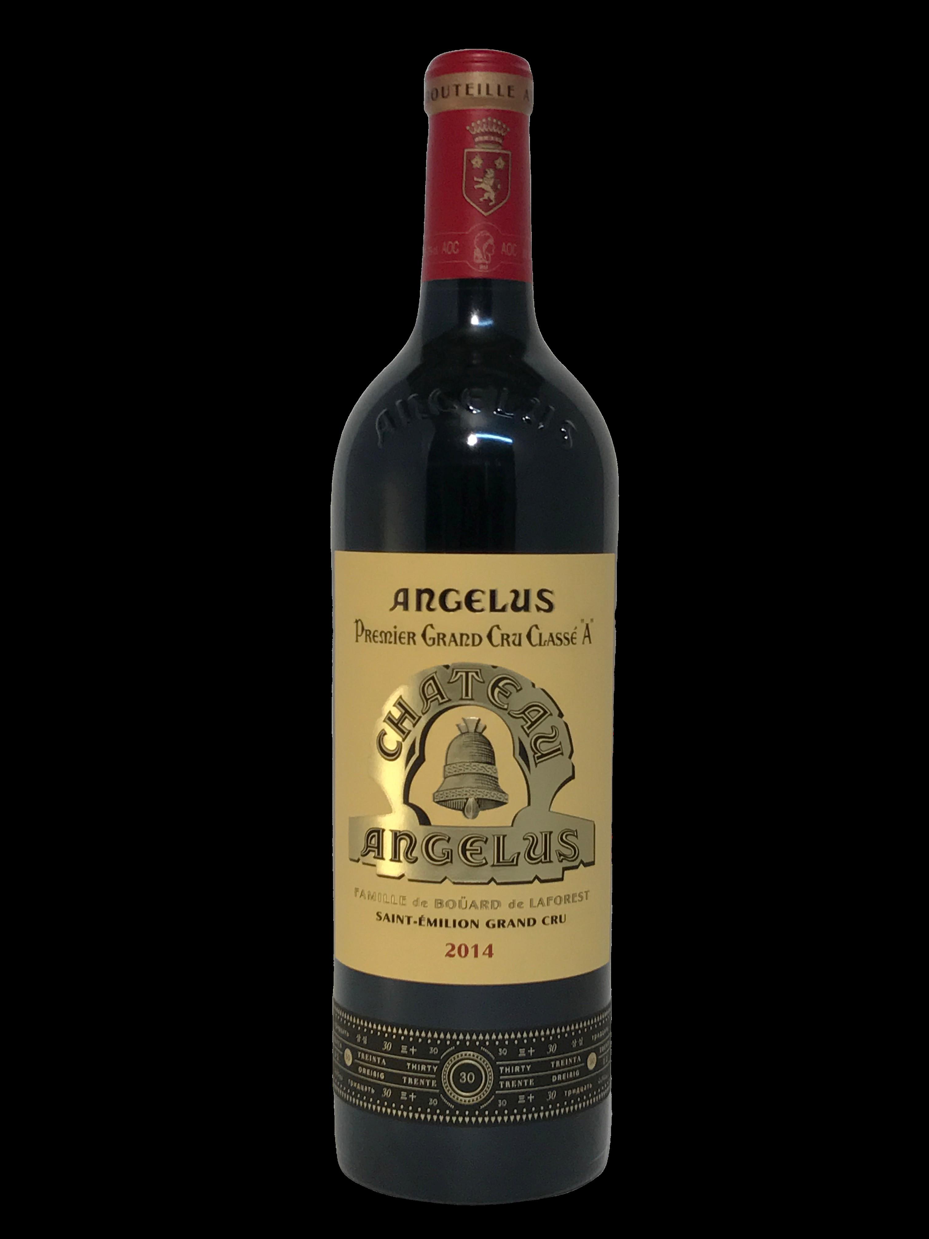 Château Angélus 2014 (CBO 6)