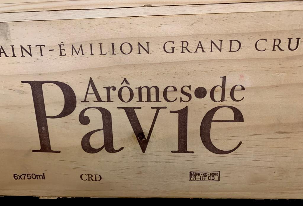 Arômes de Pavie 2015 (CBO 6)