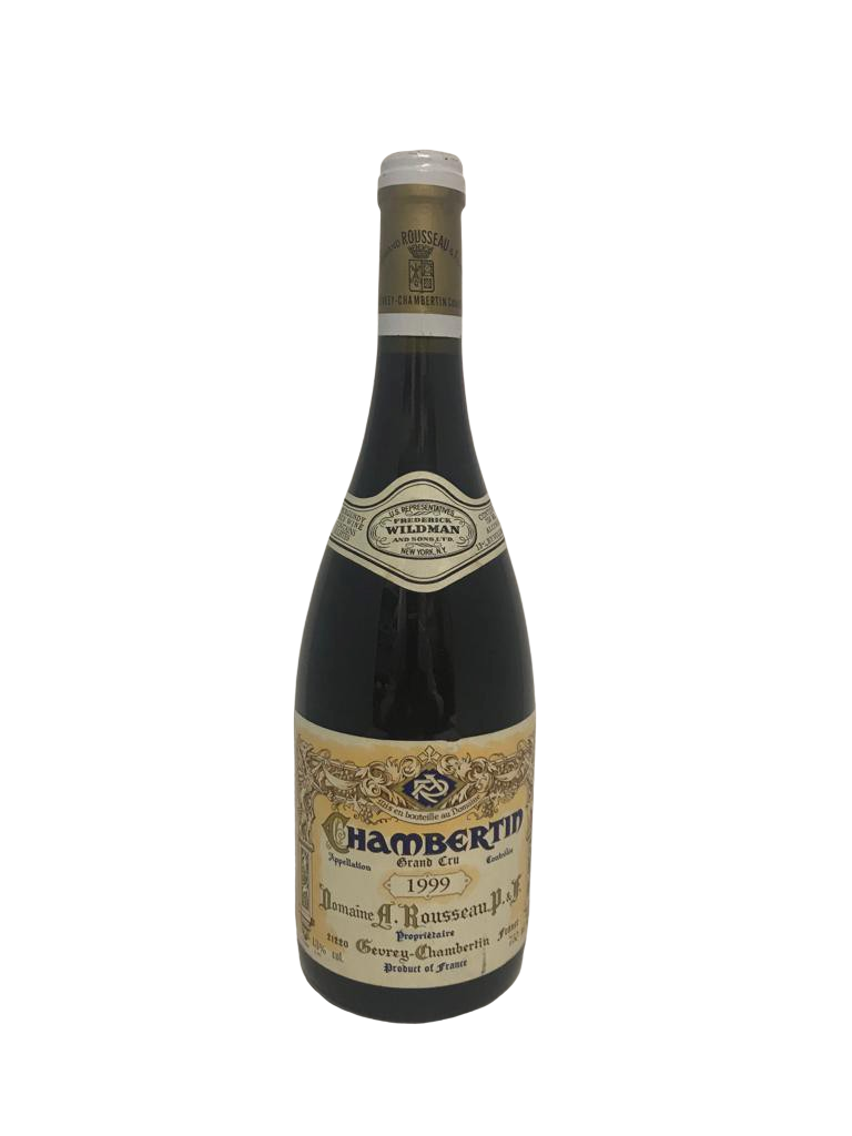 Domaine Armand Rousseau – Chambertin 1999