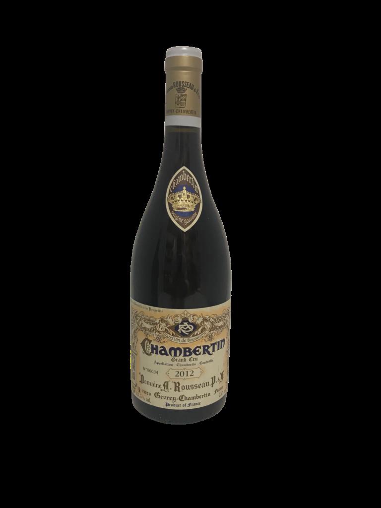Domaine Armand Rousseau – Chambertin 2012