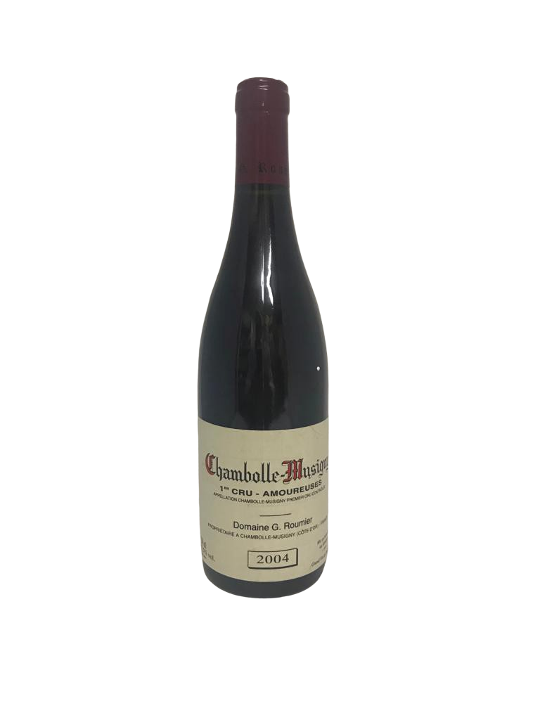 Domaine Roumier – Chambolle-Musigny Les Amoureuses 2004