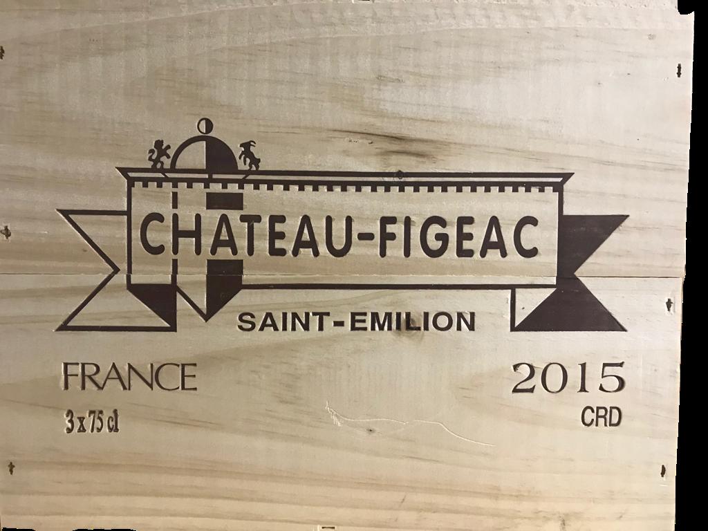 Château-Figeac 2015 (CBO 3)