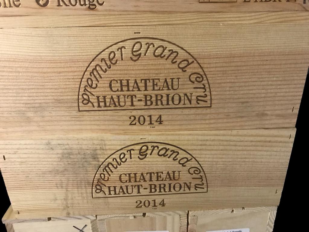 Château Haut-Brion 2014