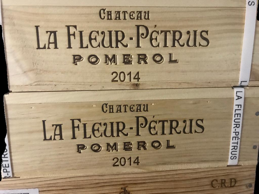 Château La Fleur-Petrus 2014