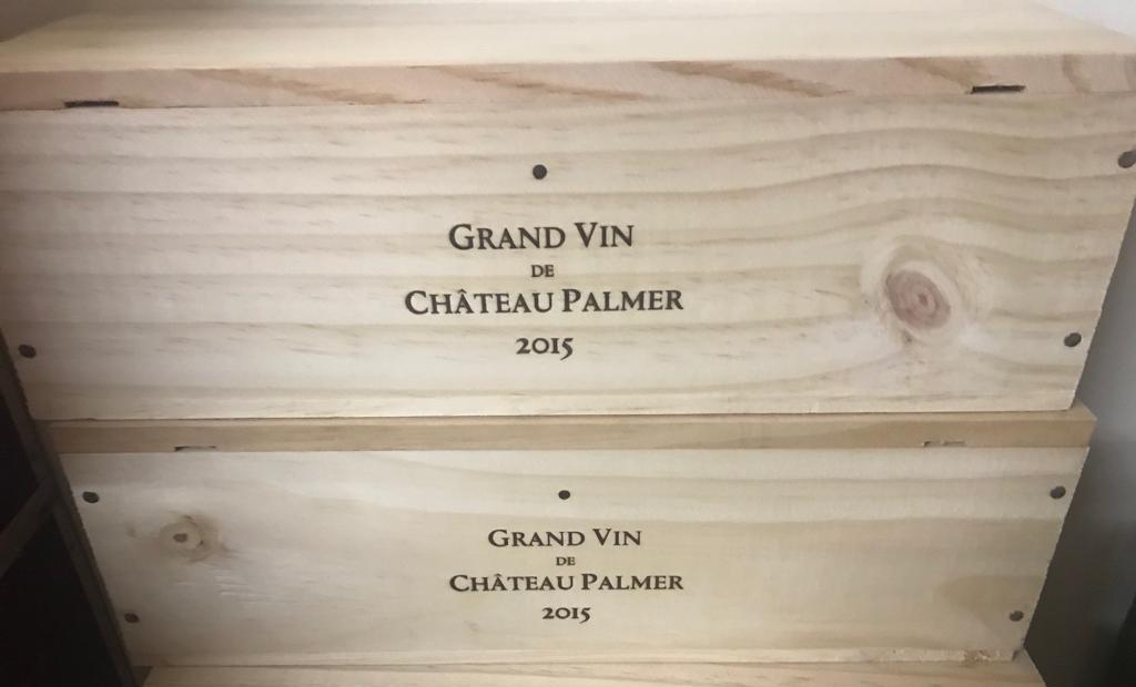 Château Palmer 2015