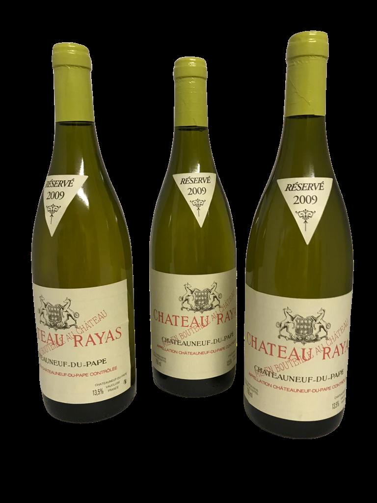 Château Rayas Blanc 2009