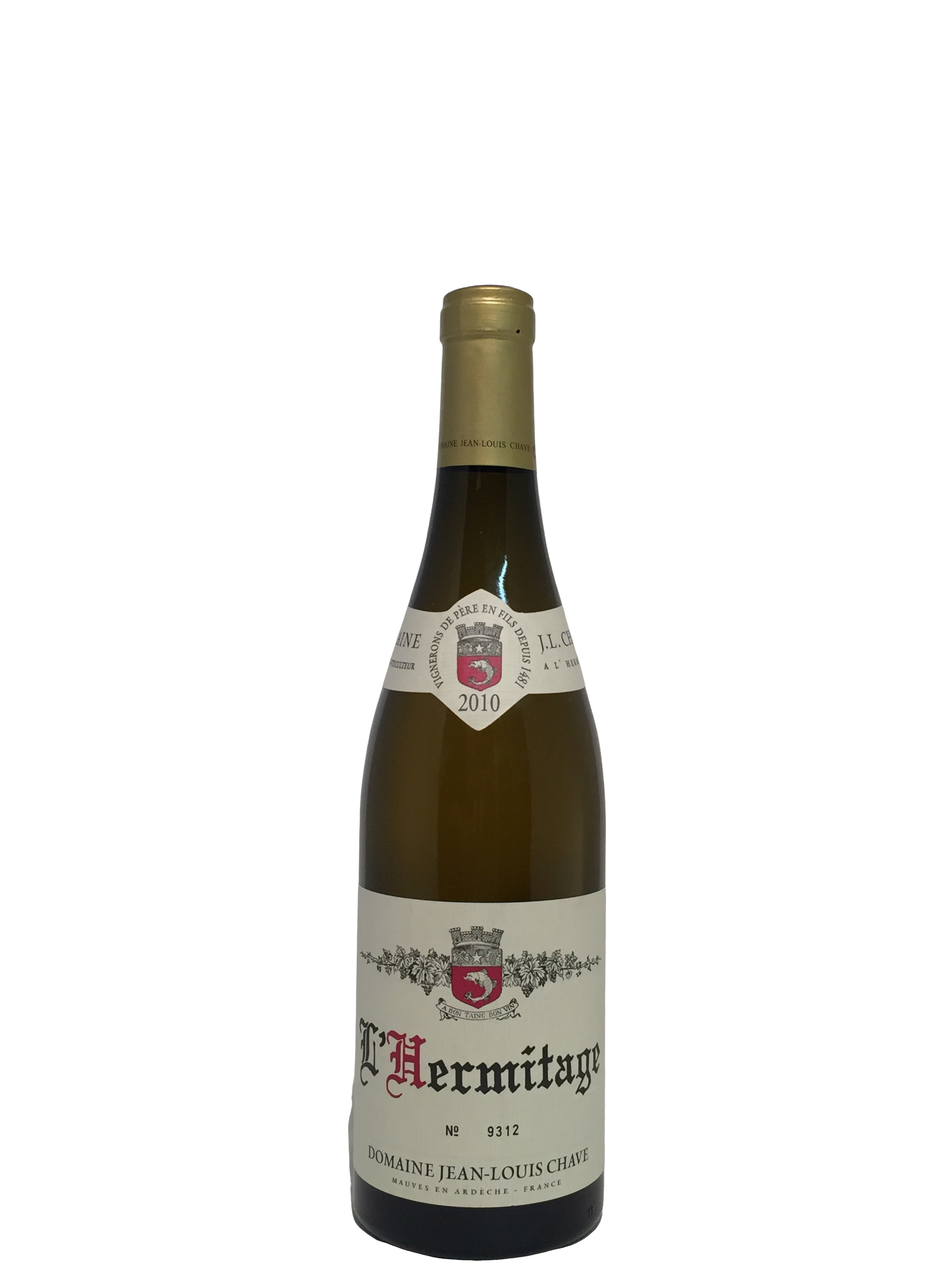Domaine Jean-Louis Chave Blanc – Hermitage 2010