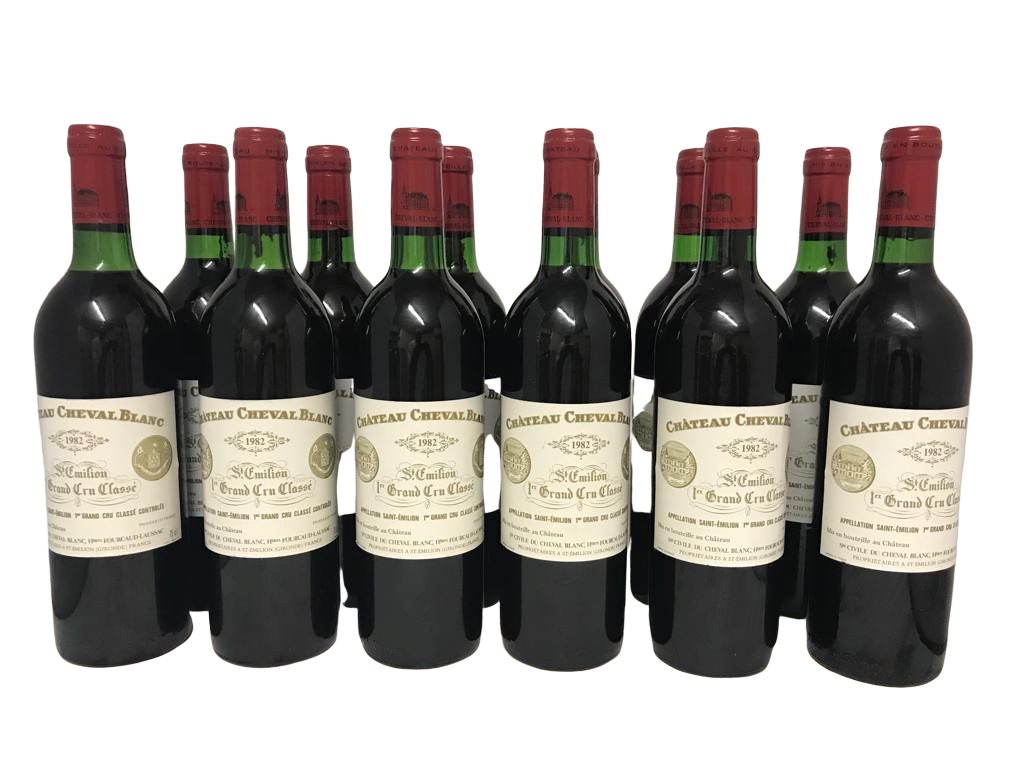 Château Cheval Blanc 1982 (CBO 12)