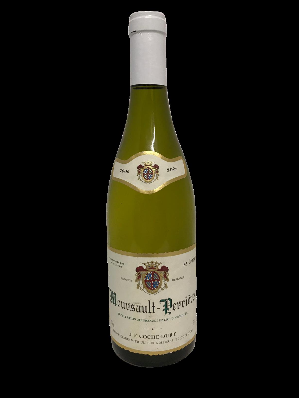 Domaine Coche Dury – Meursault 1er Cru Les Perrières 2006