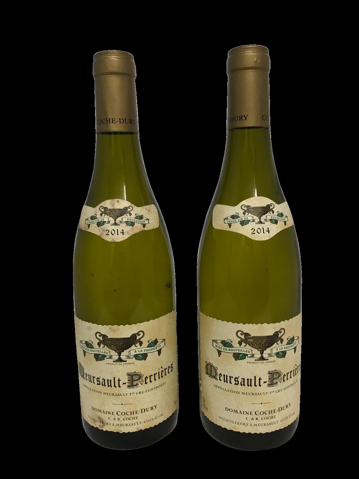 Domaine Coche Dury – Meursault 1er Cru Les Perrières 2014