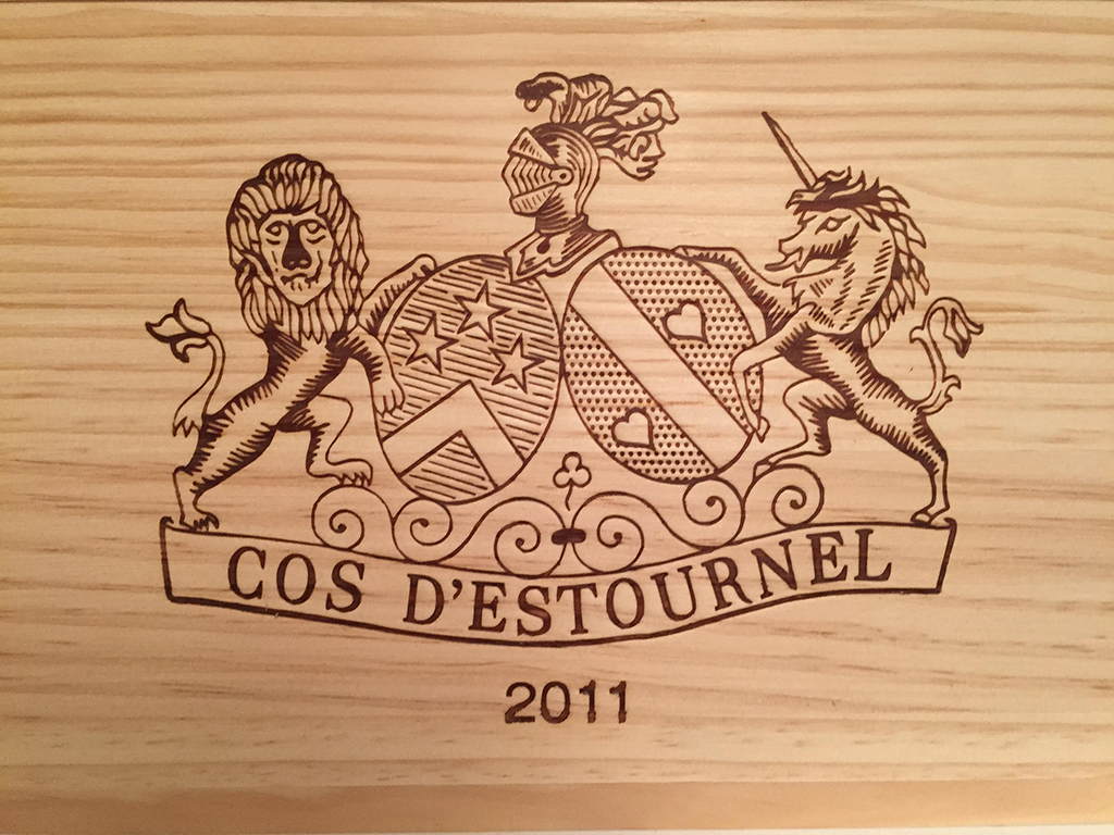 Château Cos D'Estournel 2011
