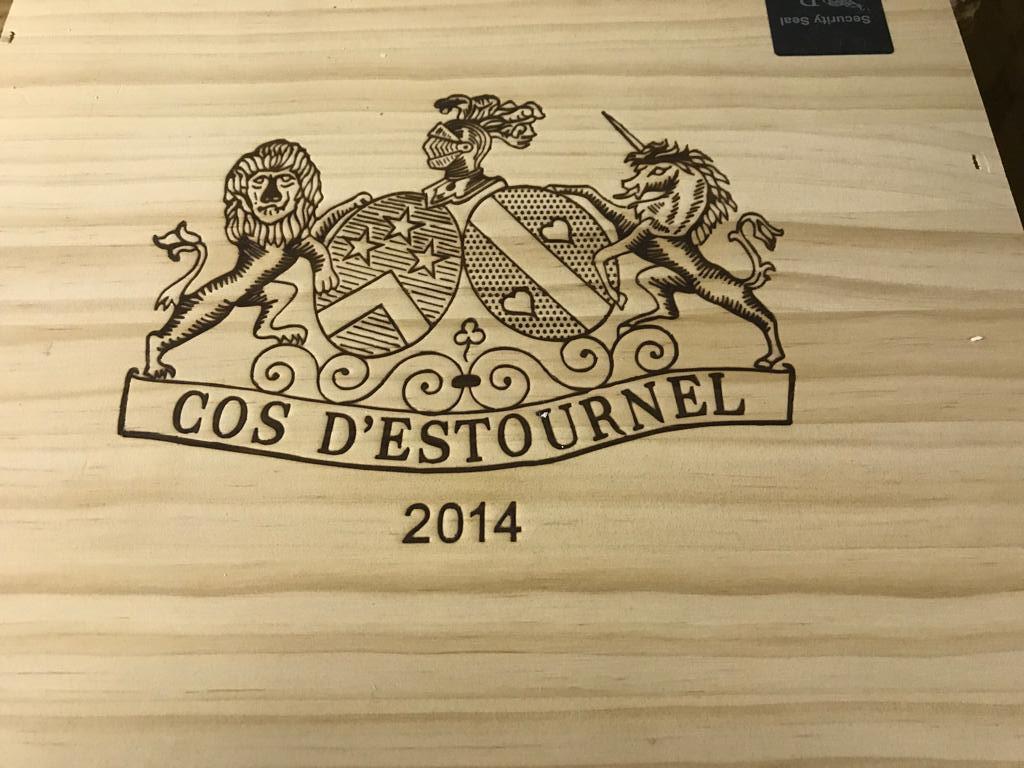 Château Cos D'Estournel 2014 (CBO 3)