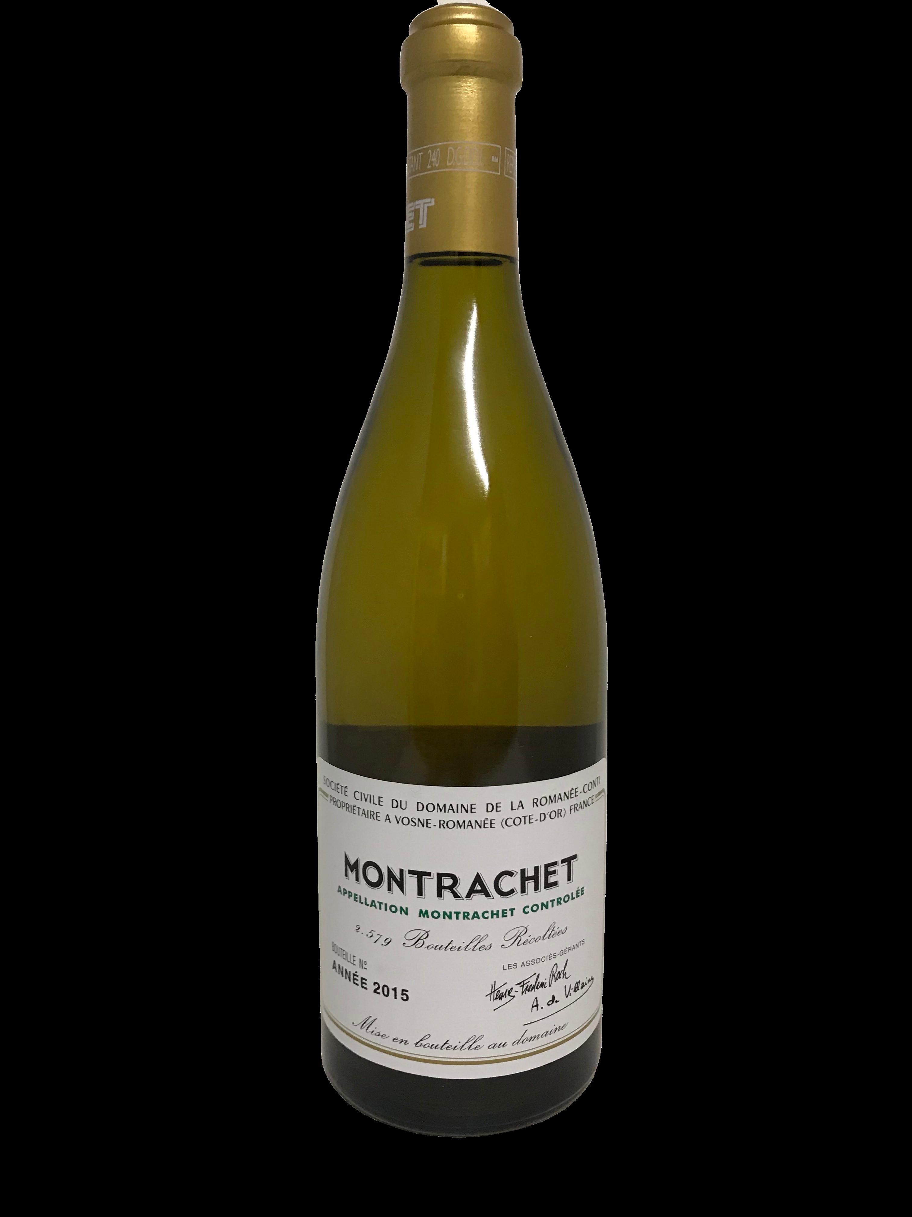 Domaine de la Romanée-Conti (DRC) – Montrachet 2015