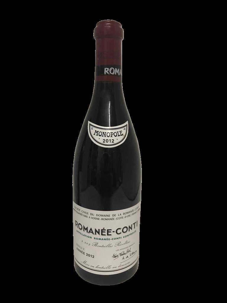 Domaine de la Romanée-Conti (DRC) – Romanée-Conti 2012