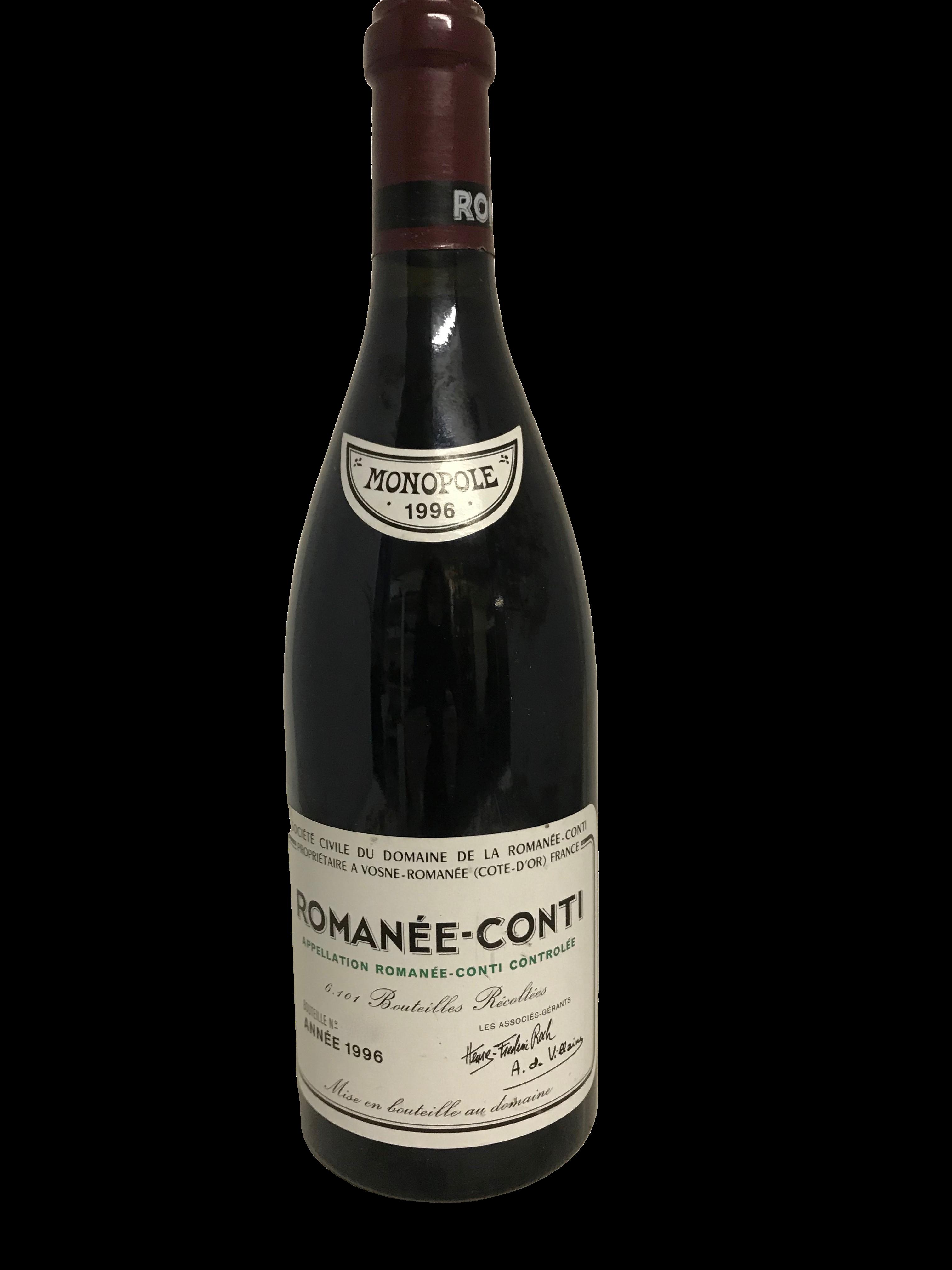 Domaine de la Romanée-Conti (DRC) – Romanée-Conti 1996