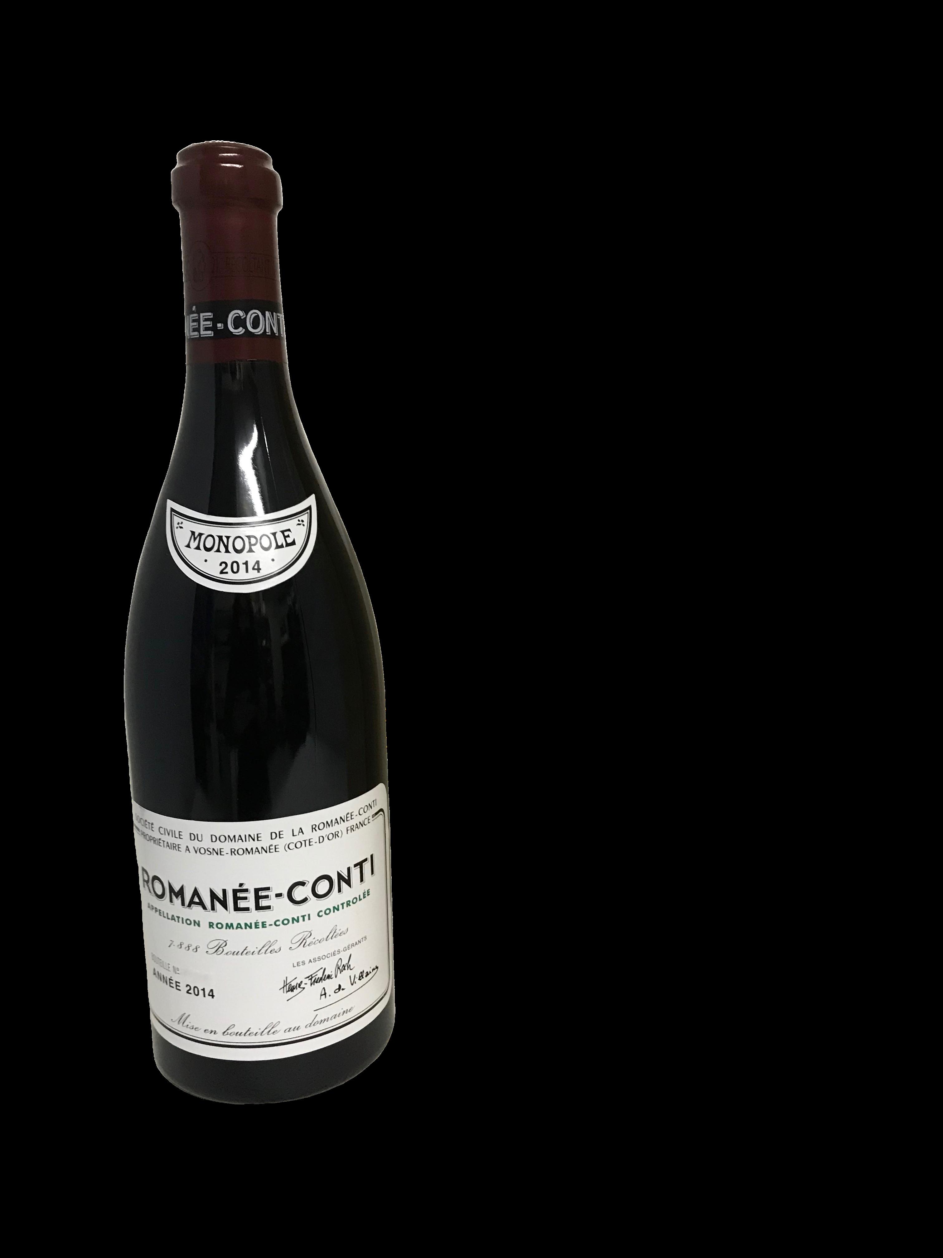 Domaine de la Romanée-Conti (DRC) – Romanée-Conti 2014
