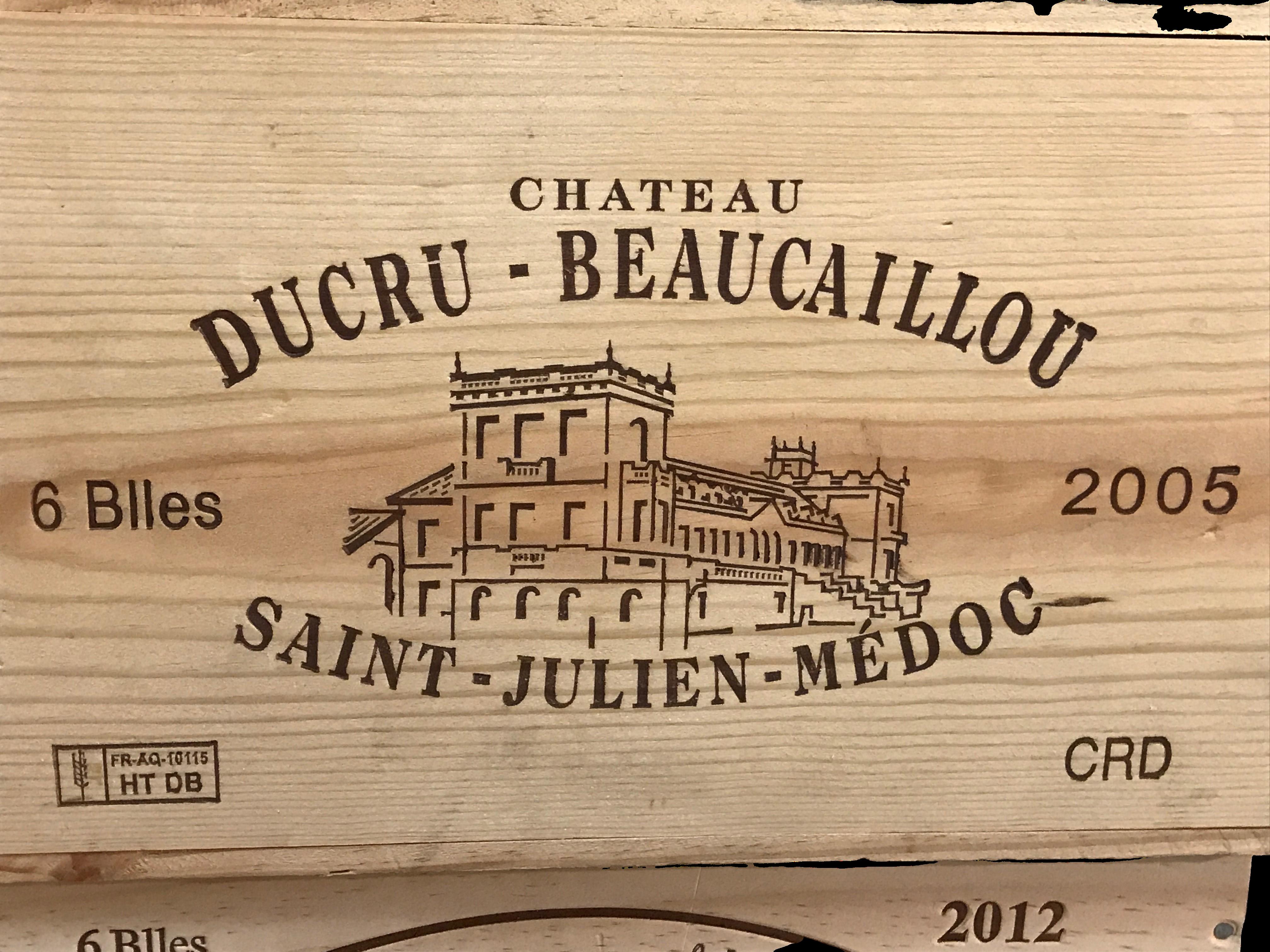 Château Ducru-Beaucaillou 2005 (CBO 6)