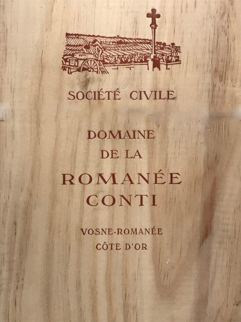 Domaine de la Romanée-Conti (DRC) – Assortiment 2007 – 15 bouteilles [1X RC / 1 X MT /  3X LT / 3X RI / 2X E / 2X G-E / 3X RSV]