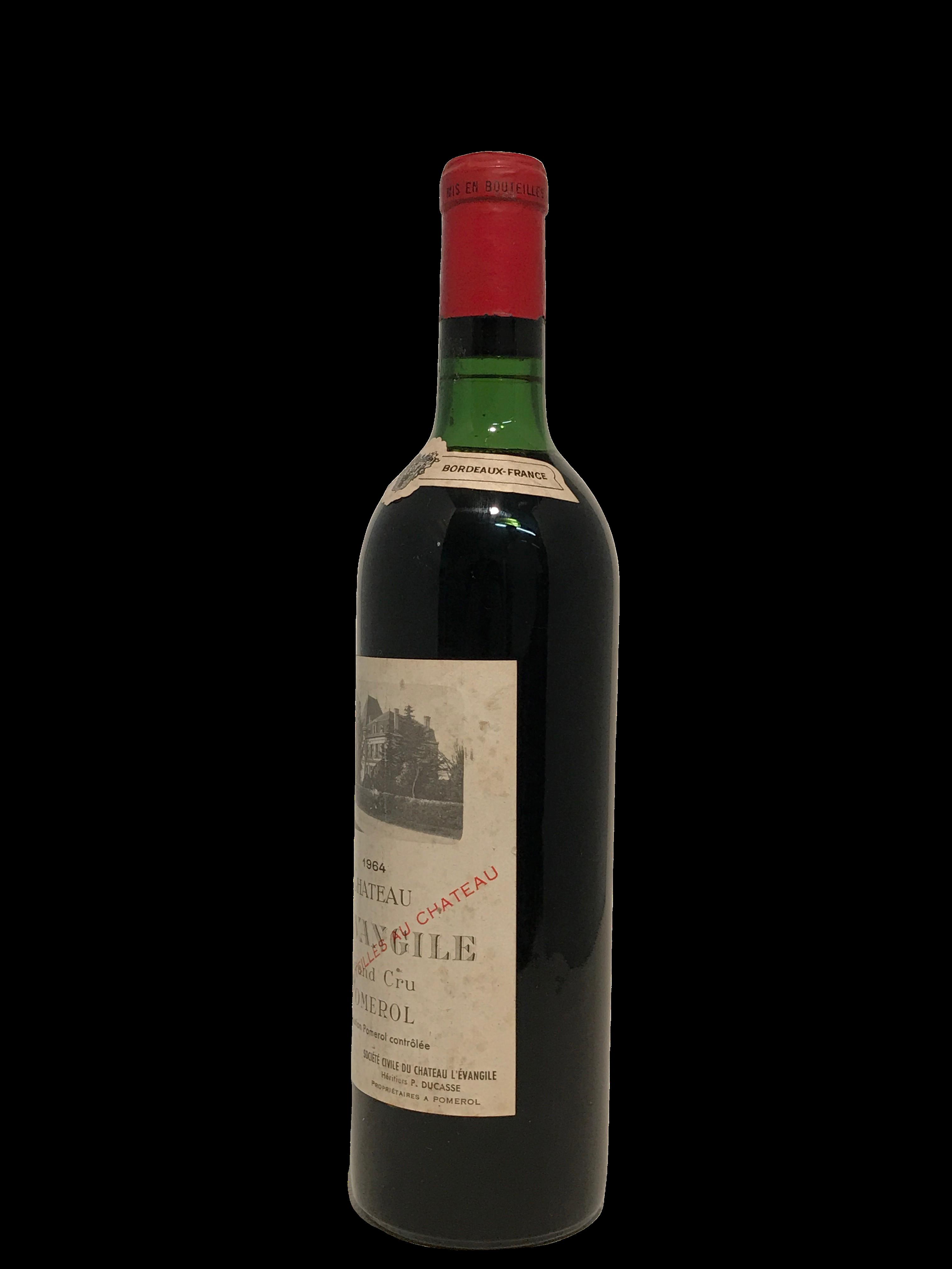 Château L'Evangile 1964