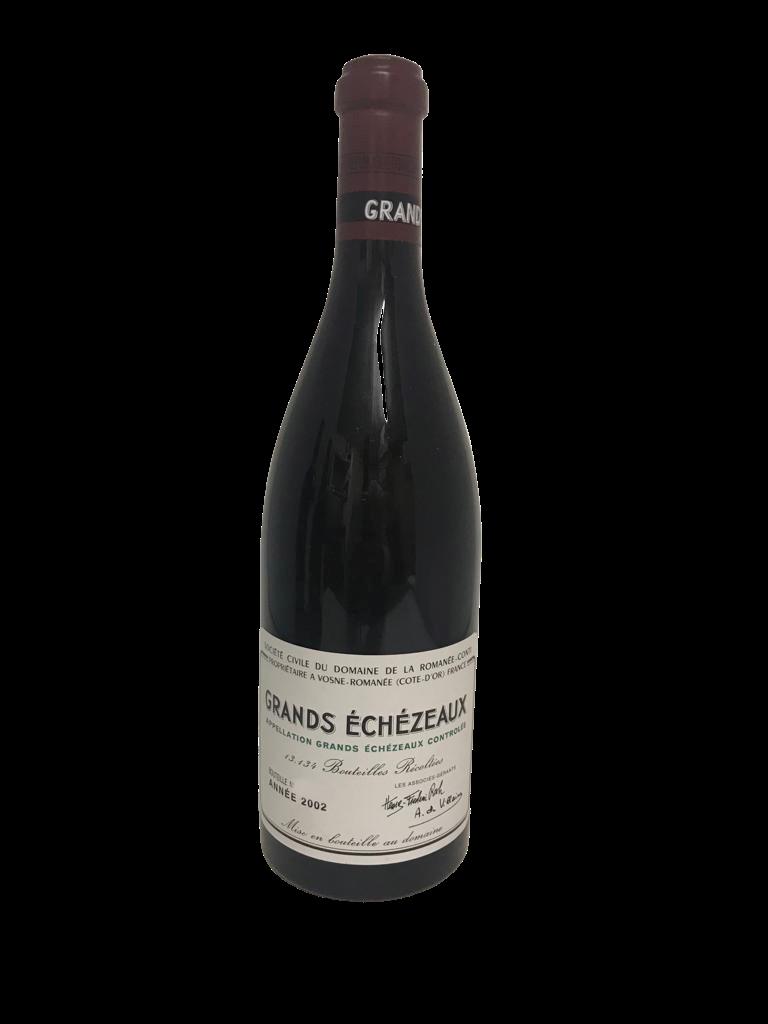 Domaine de la Romanée-Conti (DRC) – Grands-Echezeaux 2002