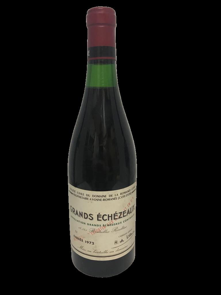 Domaine de la Romanée-Conti (DRC) – Grands-Echezeaux 1972