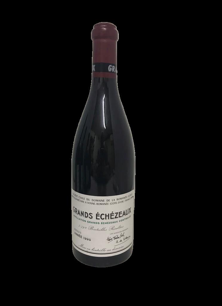 Domaine de la Romanée-Conti (DRC) – Grands-Echezeaux 1998