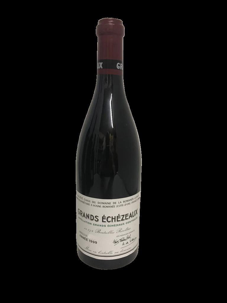Domaine de la Romanée-Conti (DRC) – Grands-Echezeaux 1999