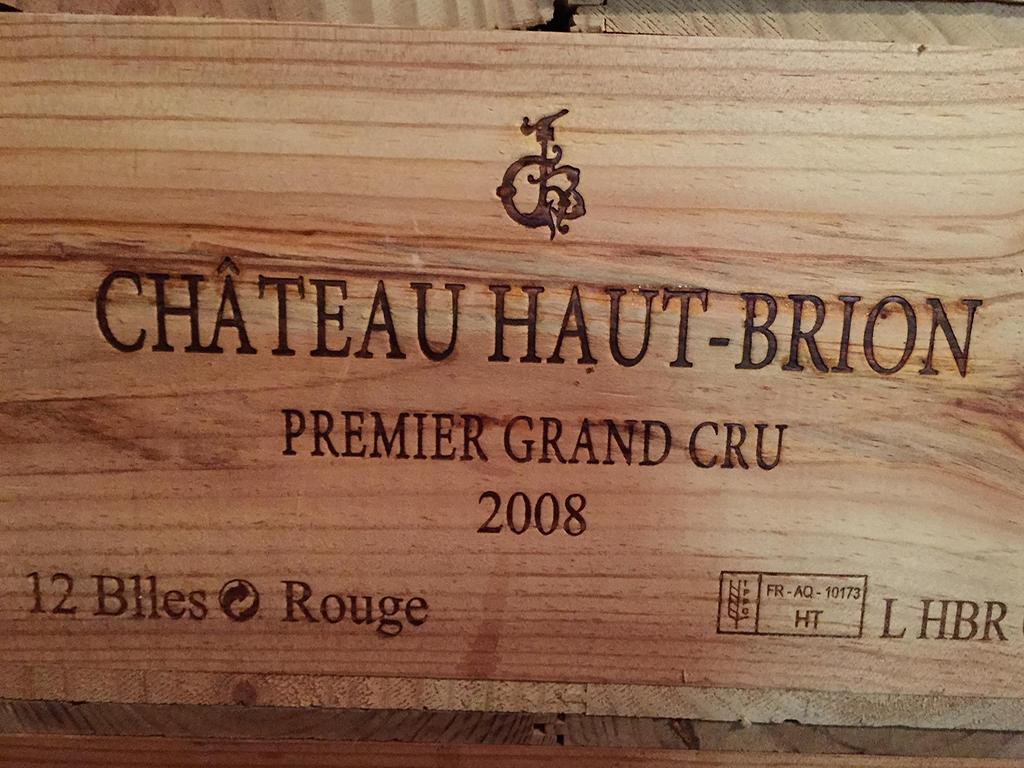 Château Haut-Brion 2008 (CBO 12)
