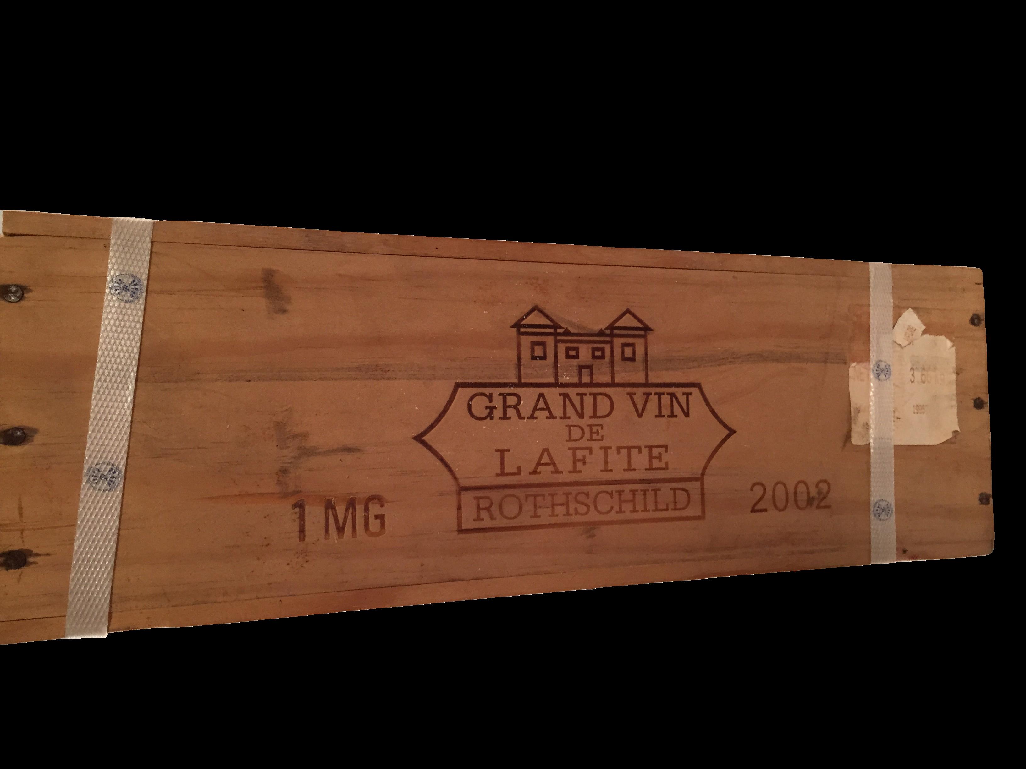 Château Lafite-Rothschild 2002 (Magnum)