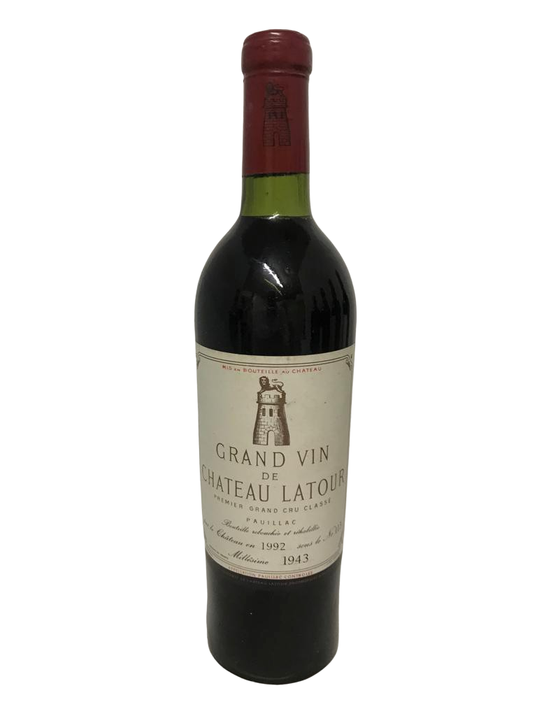 Château Latour 1943