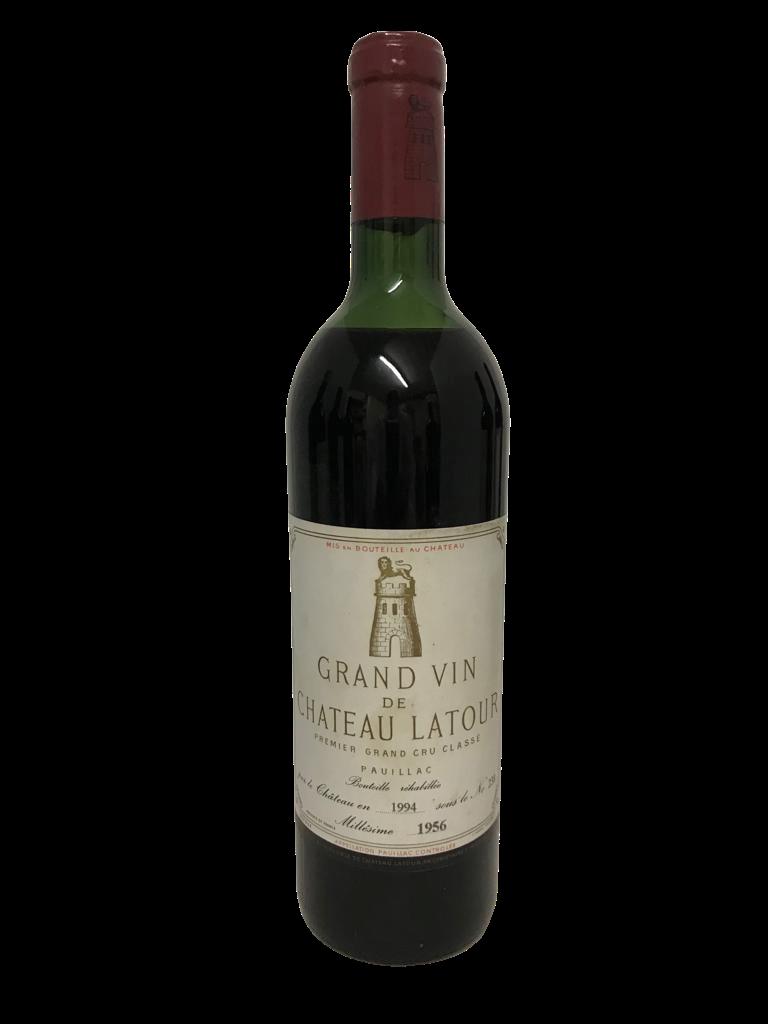 Château Latour 1956