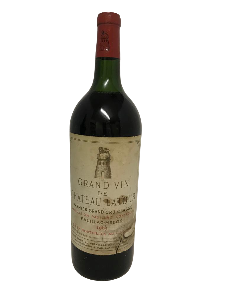 Château Latour 1963 (Magnum)