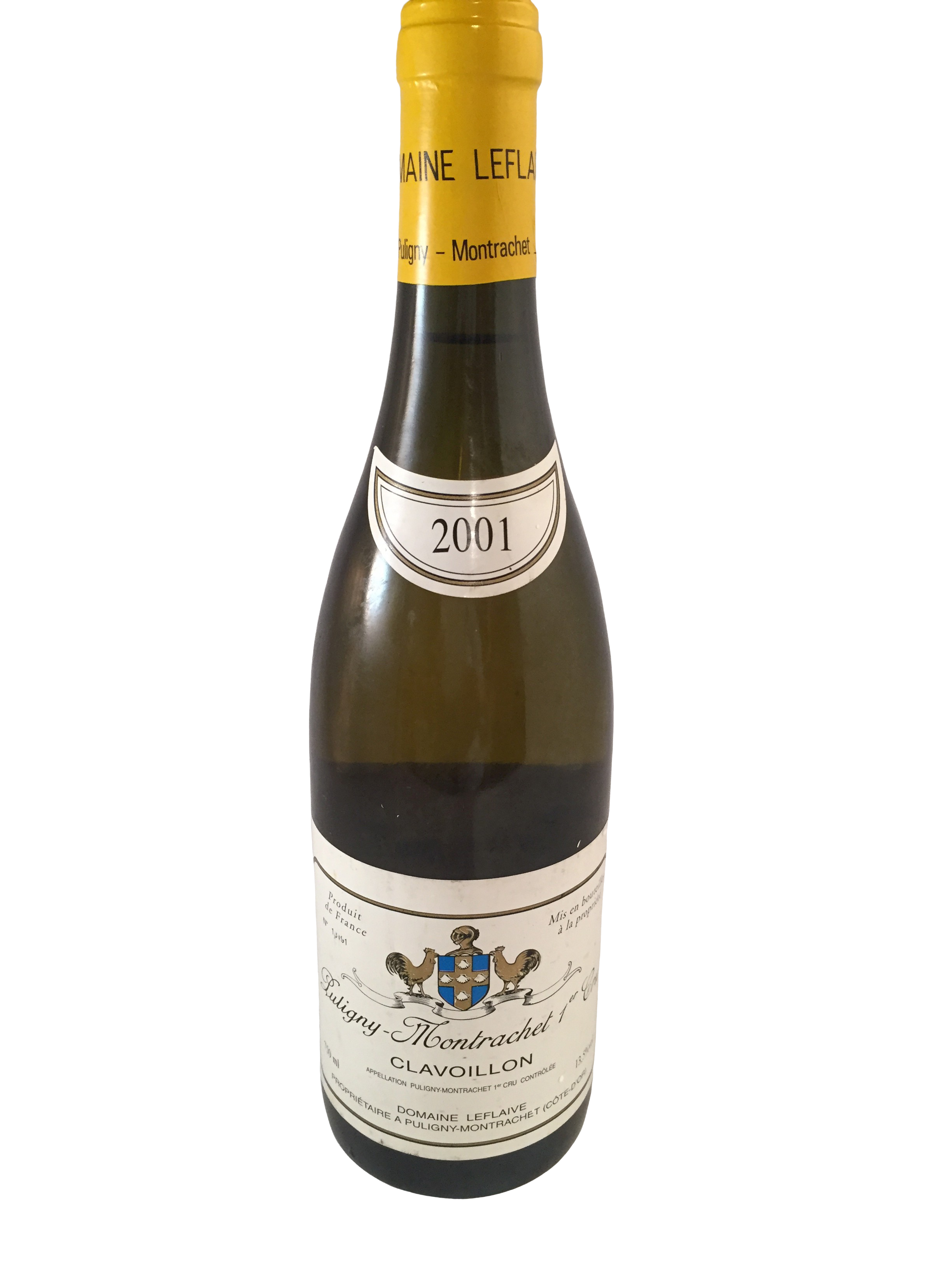 Domaine Leflaive – Puligny-Montrachet Clavoillon 2001