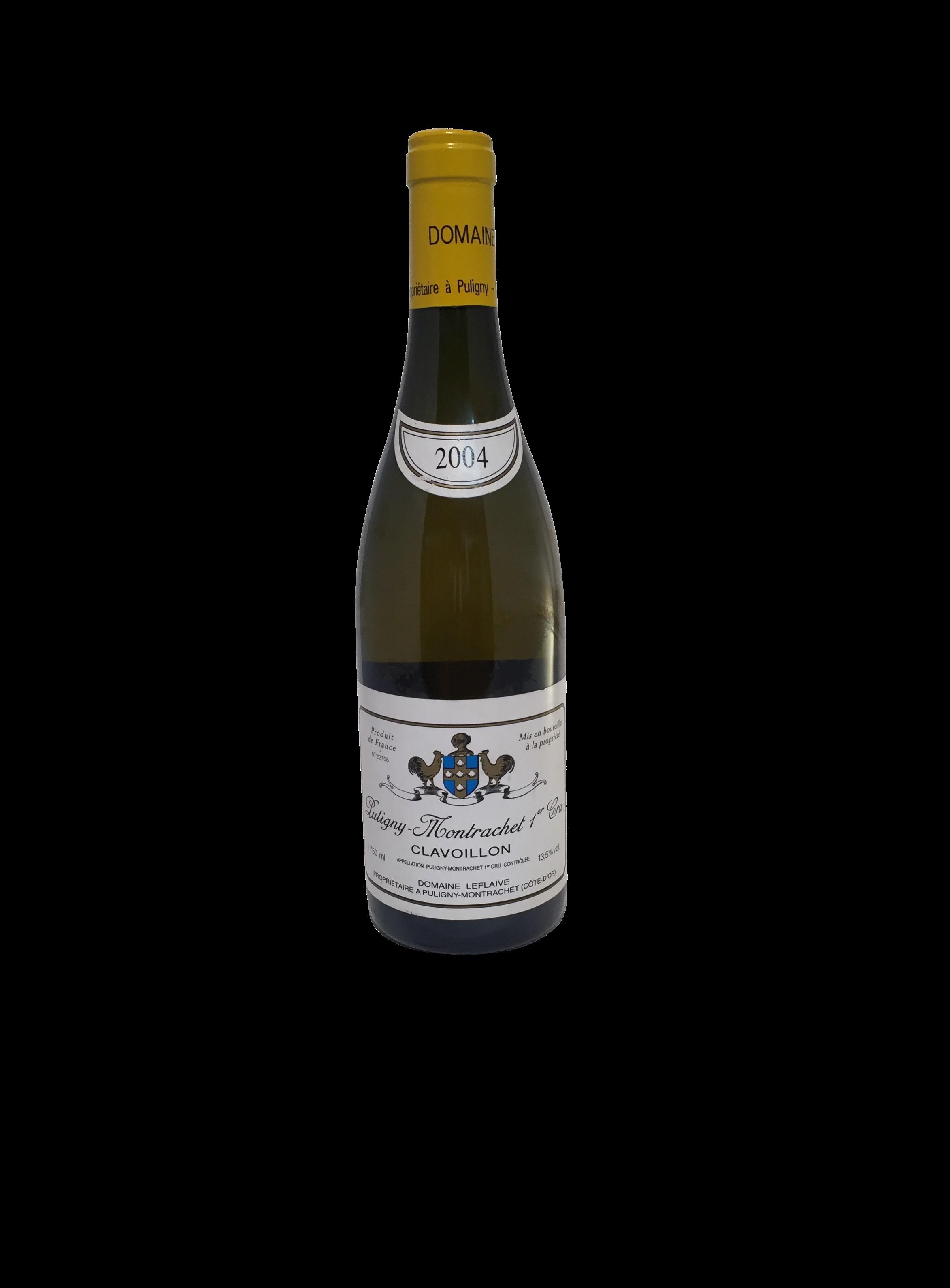 Domaine Leflaive – Puligny-Montrachet Clavoillon 2004
