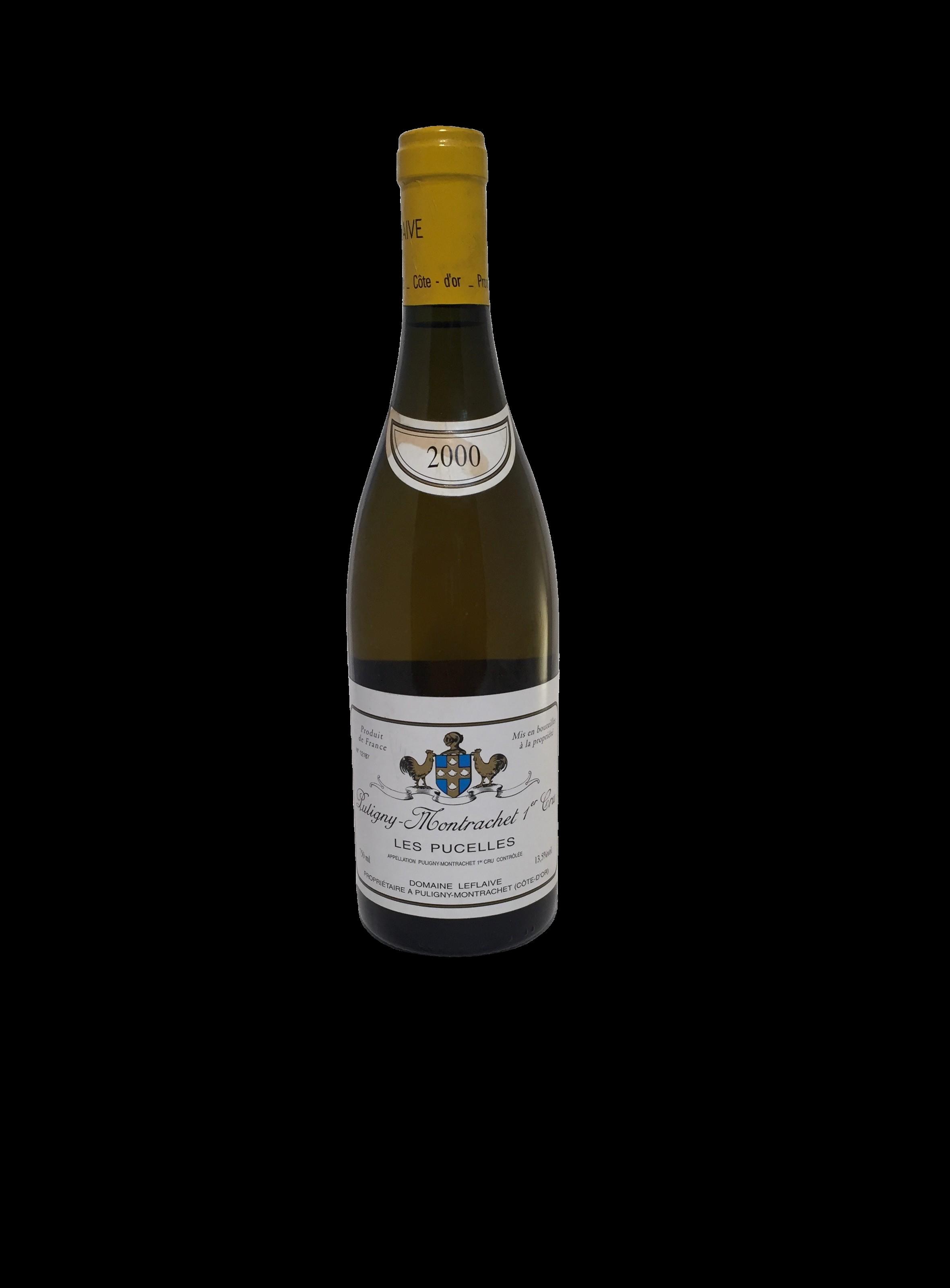 Domaine Leflaive – Puligny-Montrachet Les Pucelles 2000