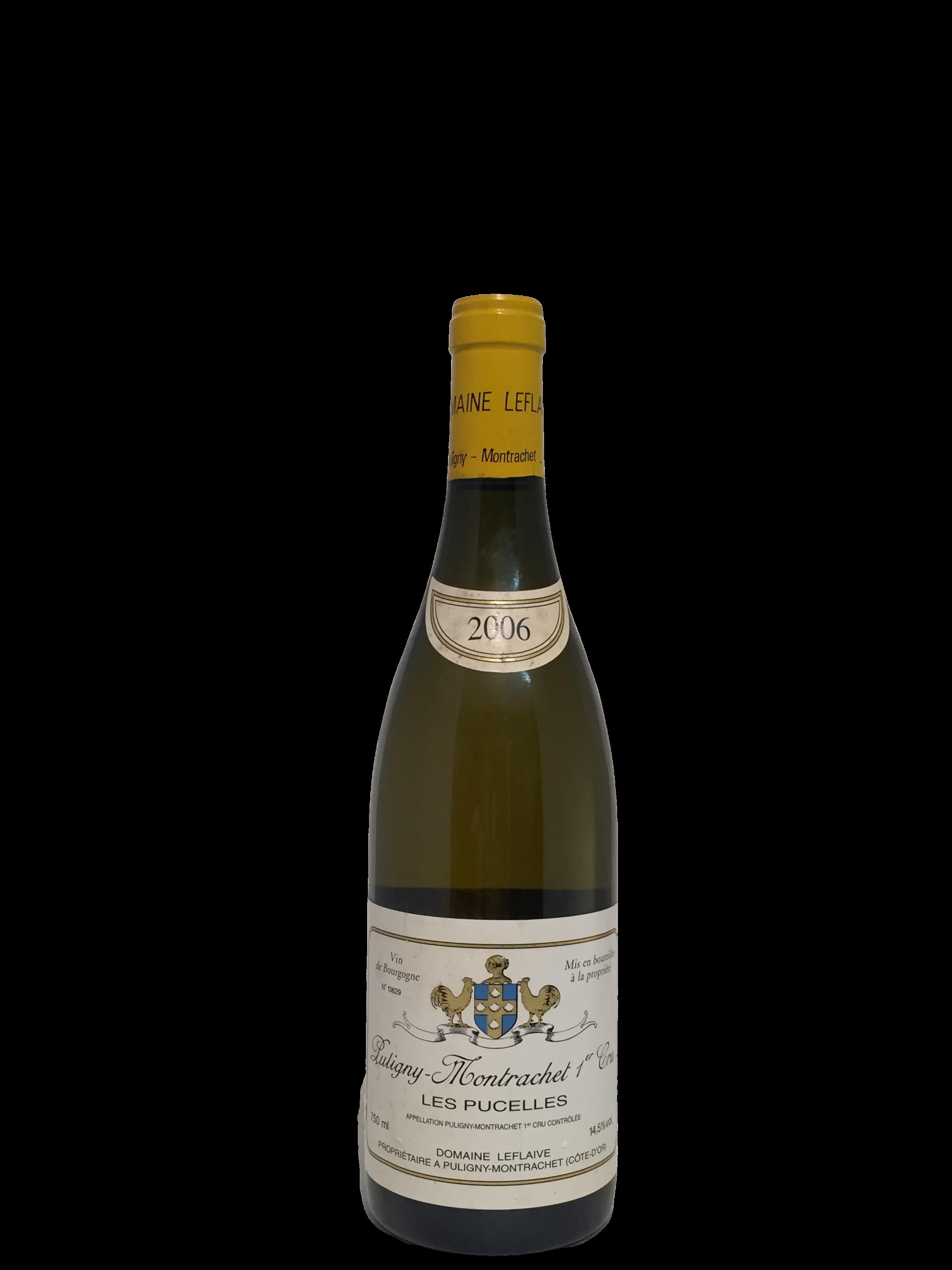 Domaine Leflaive – Puligny-Montrachet Les Pucelles 2006