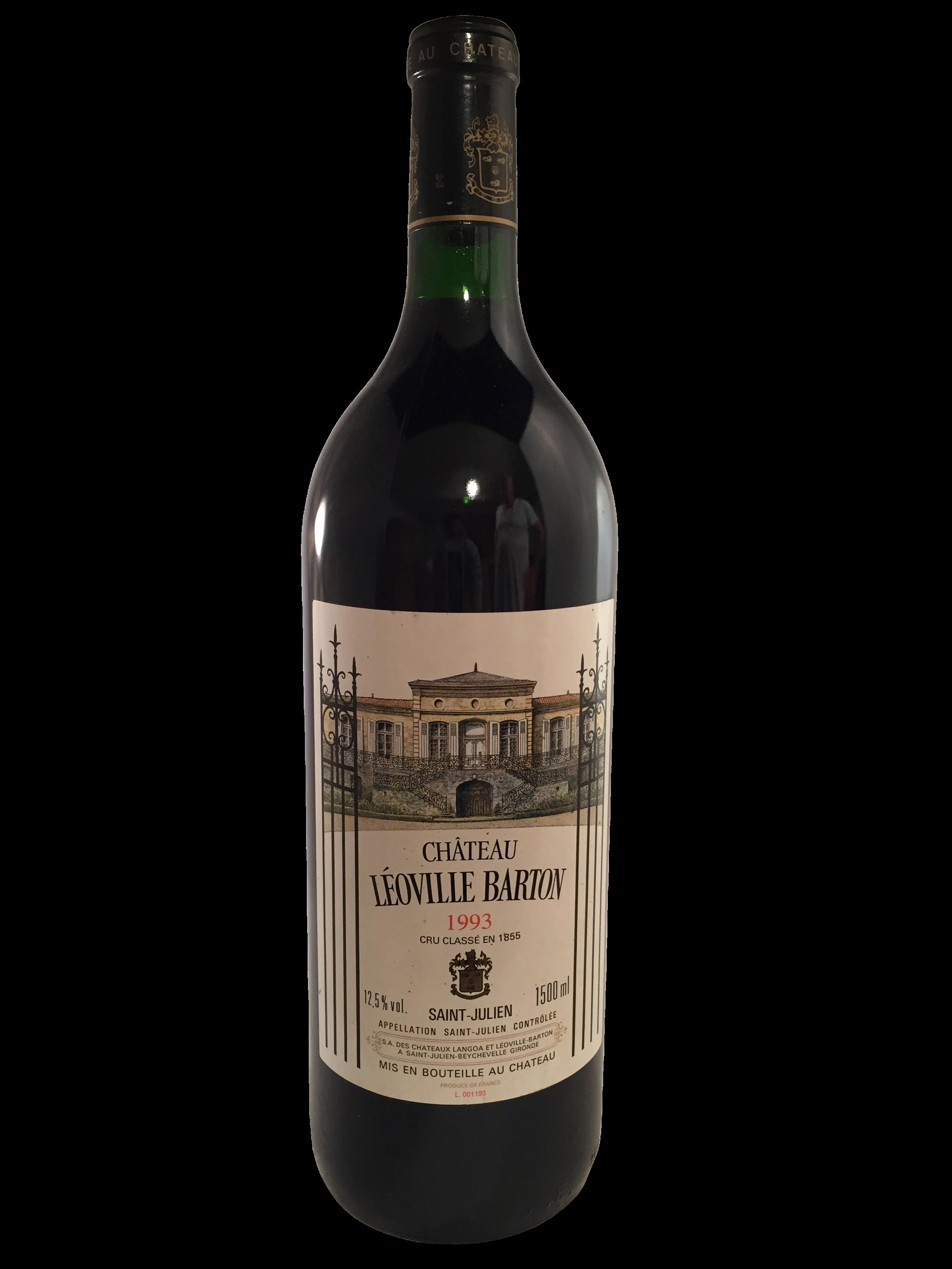 Château Léoville Barton 1993 (Magnum – CBO 6)