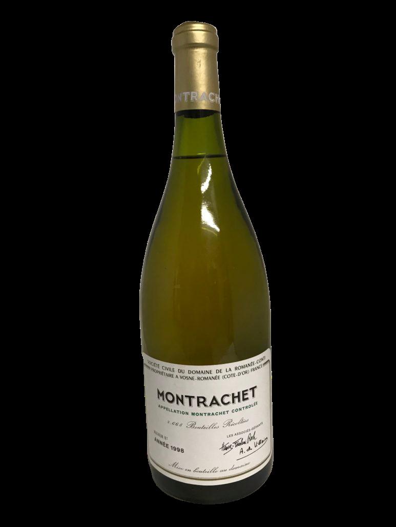 Domaine de la Romanée-Conti (DRC) – Montrachet 1998 (Magnum)