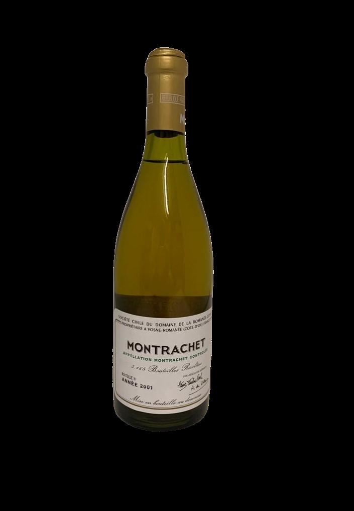 Domaine de la Romanée-Conti (DRC) – Montrachet 2001