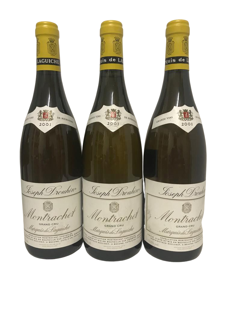 Domaine Joseph Drouhin – Montrachet Marquis de Laguiche 2001