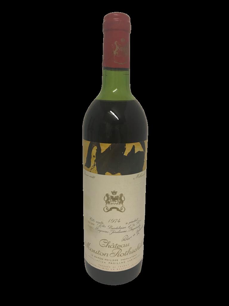 Château Mouton-Rothschild 1974