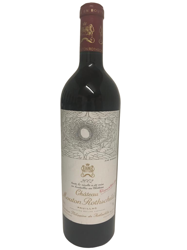 Château Mouton-Rothschild 2002