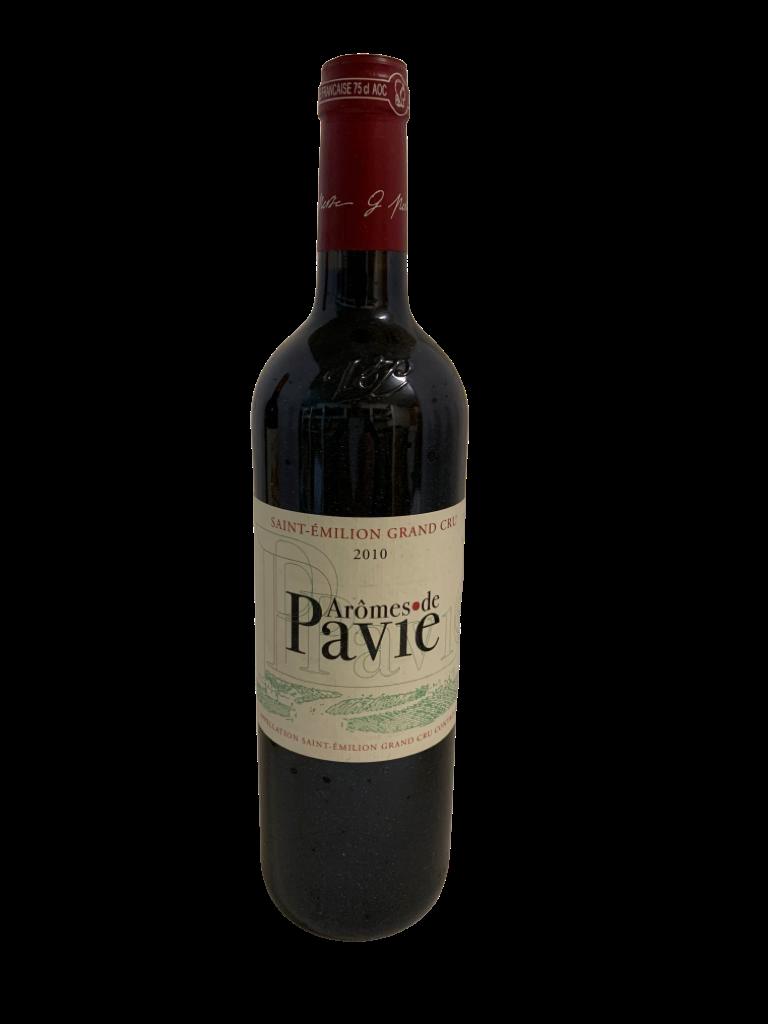 Aromes de Pavie 2010 (CBO 6)