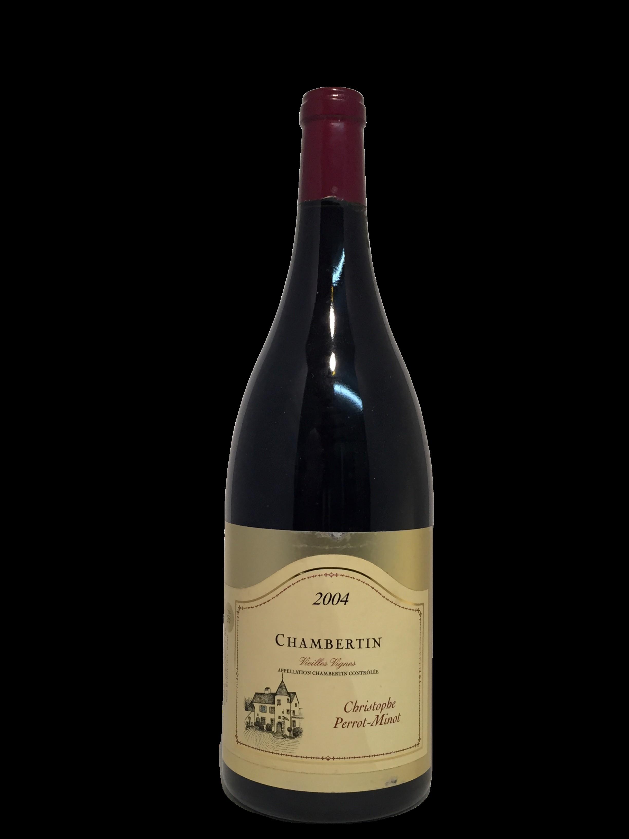 Domaine Perrot-Minot – Chambertin Vieilles Vignes 2004 (Magnum)