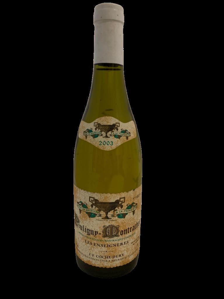 Domaine Coche Dury – Puligny-Montrachet Enseignieres 2003