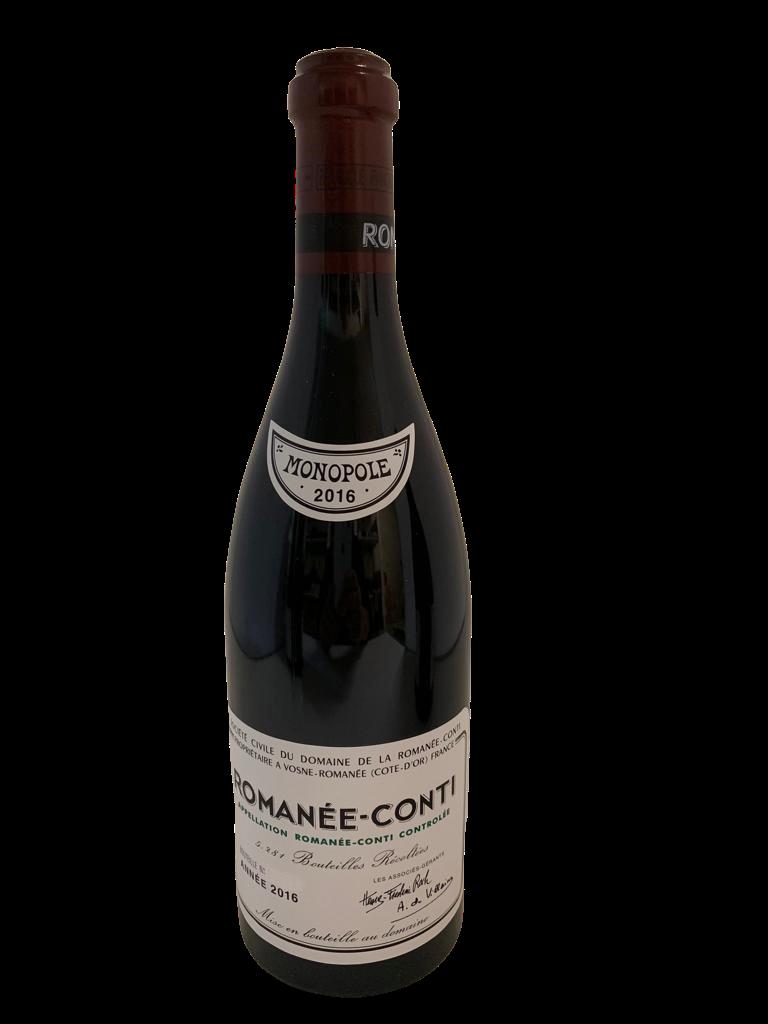 Domaine de la Romanée-Conti (DRC) – Romanée-Conti 2016