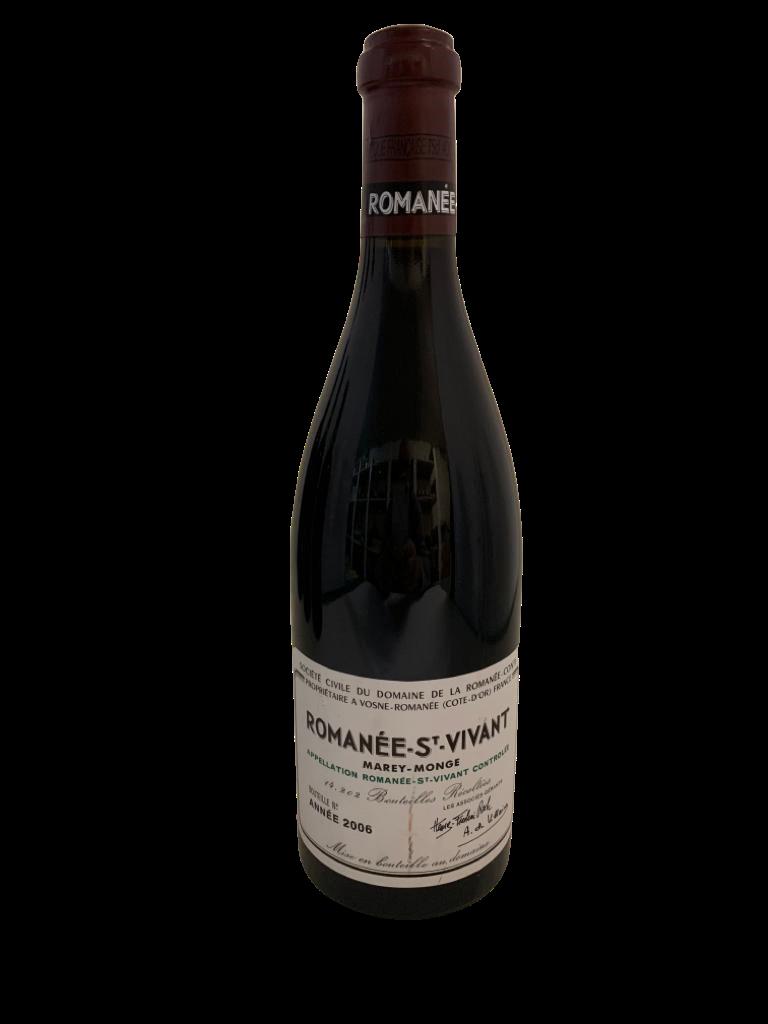 Domaine de la Romanée-Conti (DRC) – Romanée-Saint-Vivant 2006