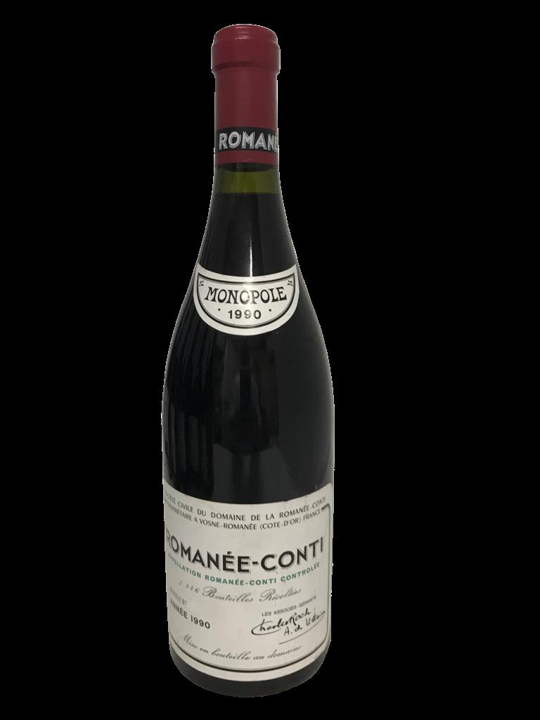 Domaine de la Romanée-Conti (DRC) – Romanée-Conti 1990