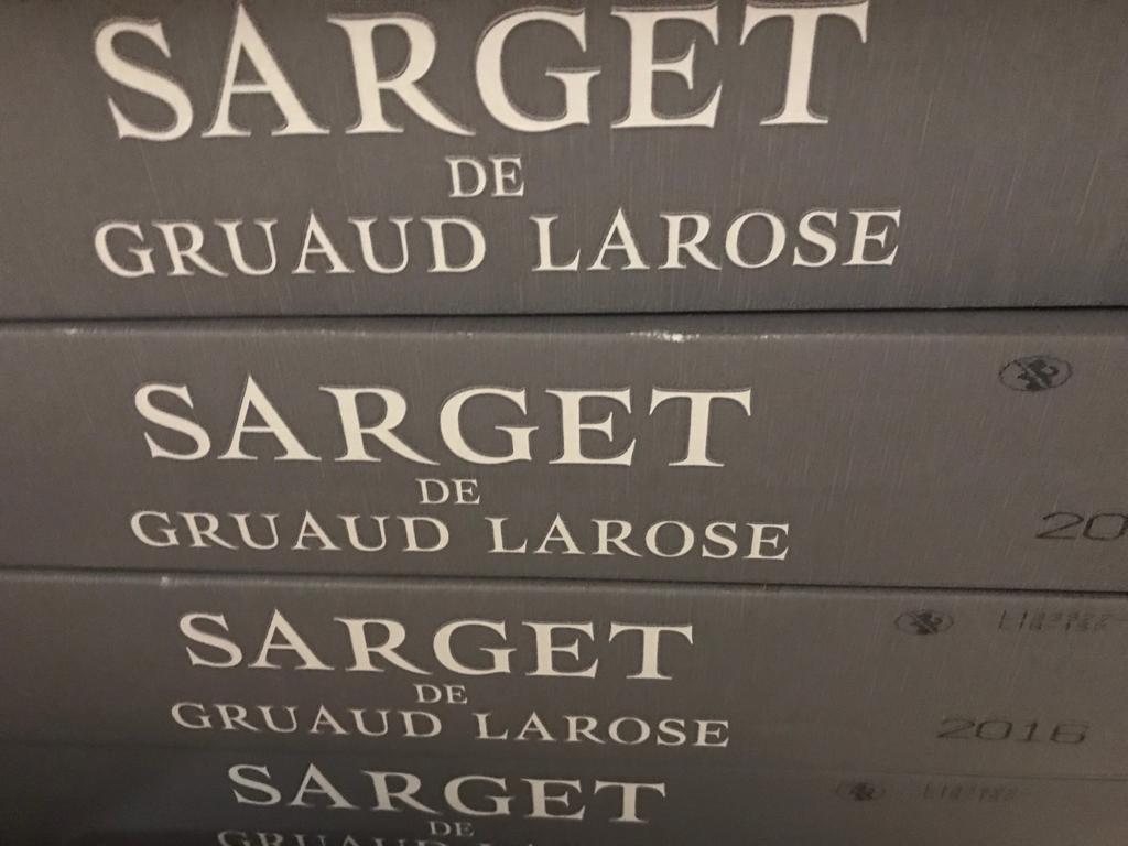 Château Gruaud Larose 2016 (CBO 6)
